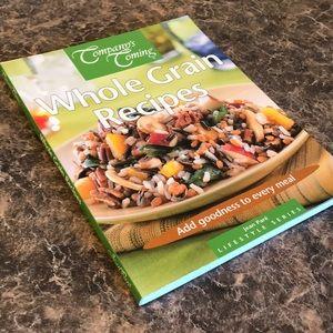 Whole grain recipes cookbook